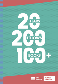 2019-07--NewAmericaFoundation--20Years200Fellows100Books--CoverPage